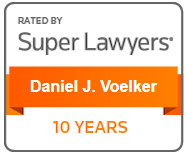 Super Lawyers - 10 Years - View the profile of Illinois Business Litigation Attorney Daniel J. Voelker
